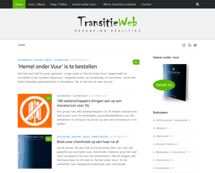 TransitieWeb